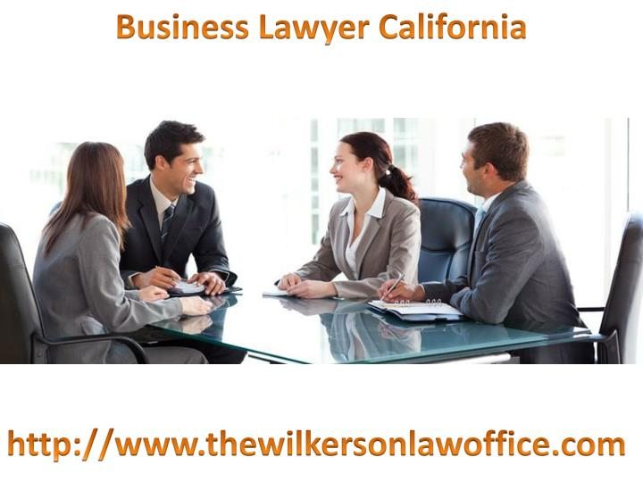 Business Lawyer California