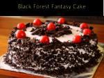 black forest fantasy cake