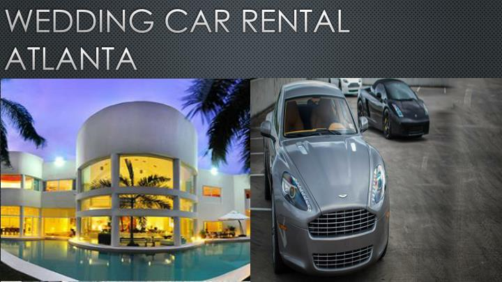 Atlanta luxury rentals