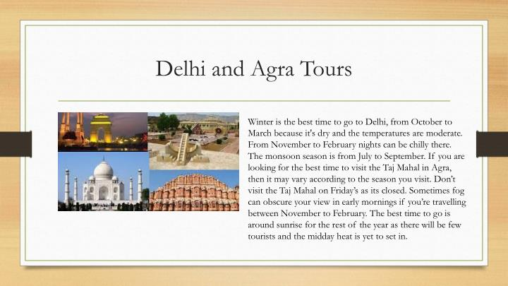 Delhi and