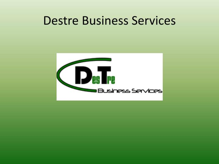 Destre Business Services
