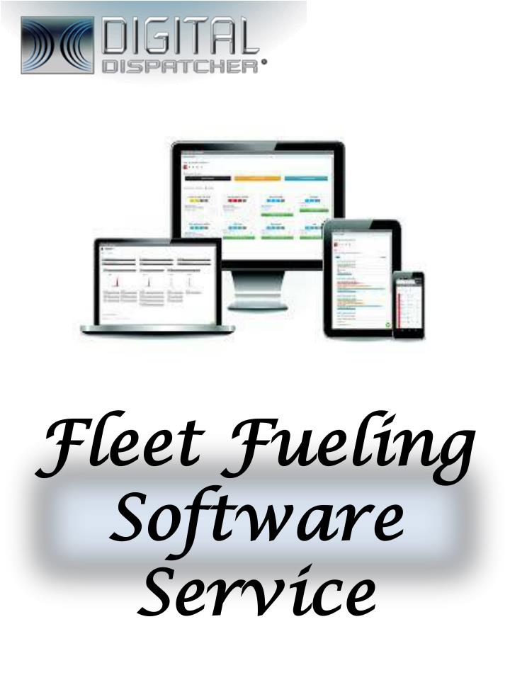 fleet fueling software service