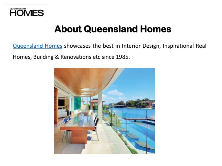 About Queensland Homes