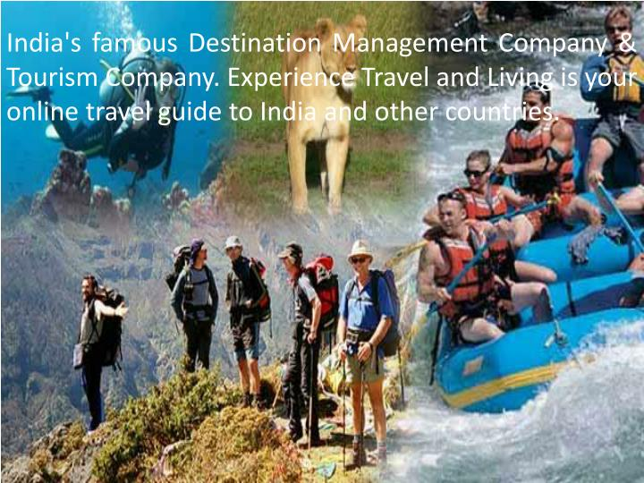 India's famous Destination Management Company &