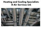 heating and cooling specialists d air services ltd