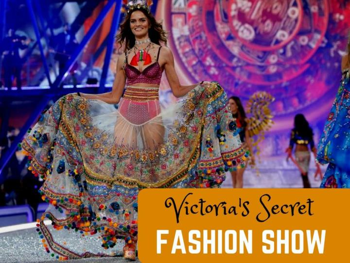 Victoria s secret fashion show