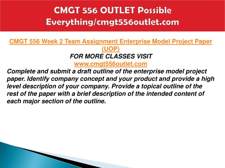 CMGT 556 OUTLET Possible Everything/cmgt556outlet.com