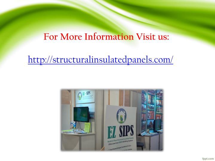 For More Information Visit us: