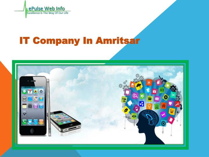 IT Company In Amritsar
