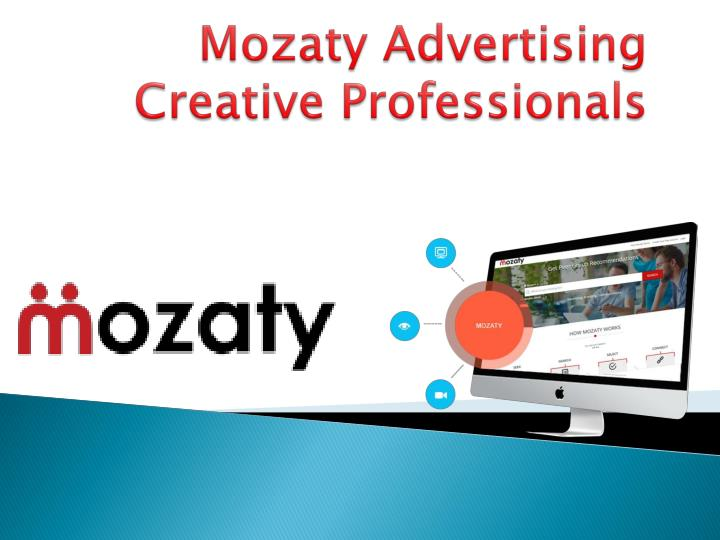 Mozaty advertising creative professionals