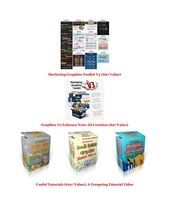 Marketing Graphics Toolkit V3
