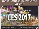 top 10 hotels at las vegas for ces 2017