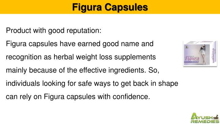 Figura Capsules