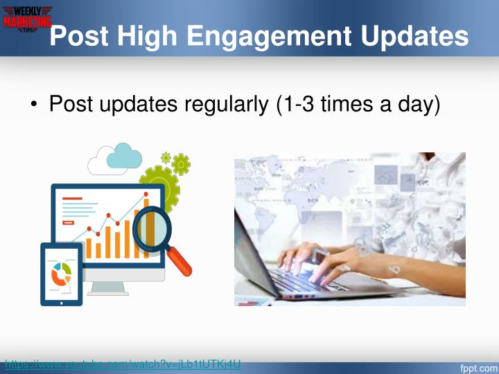 Post High Engagement Updates