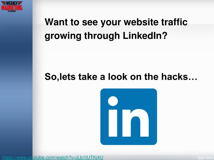 Want to see your website traffic