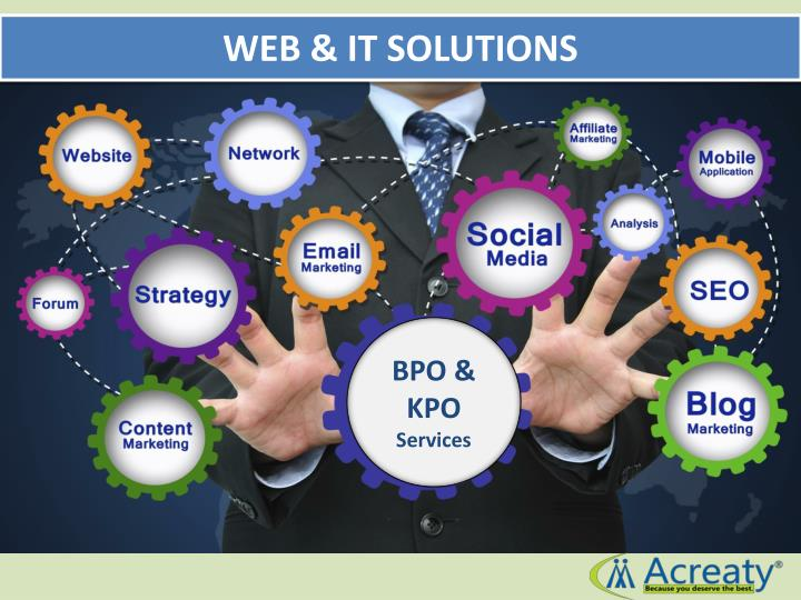 WEB & IT SOLUTIONS