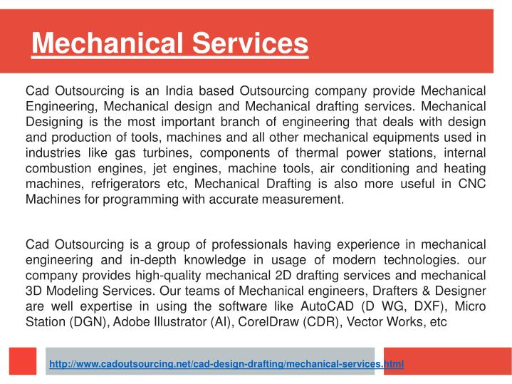 Mechanical services1