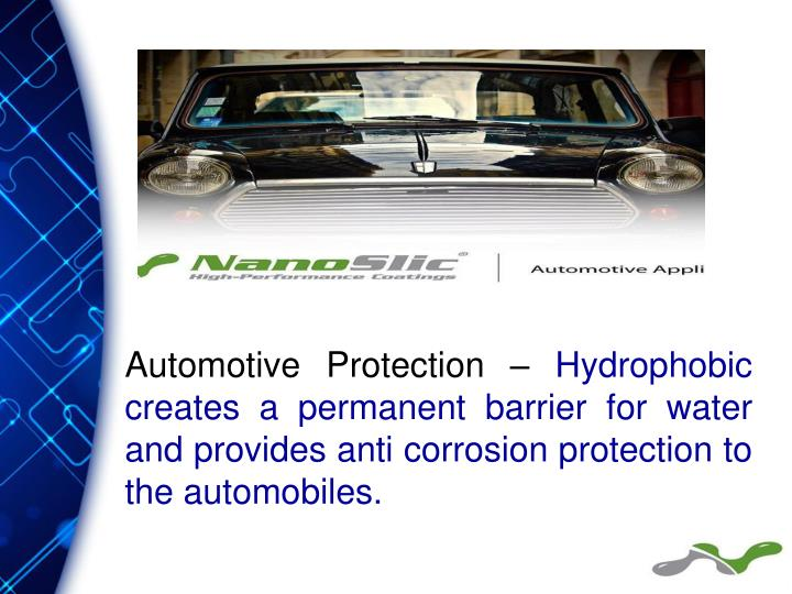 Automotive Protection –