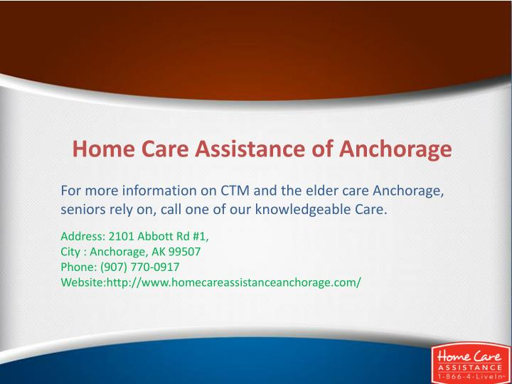 Home Care Assistance of Anchorage