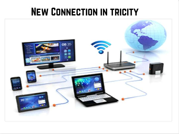 New Connection in tricity