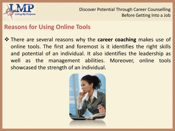 Discover Potential Through Career Counselling