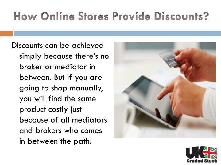 How Online
