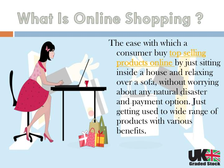 What Is Online Shopping ?
