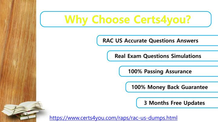 Why Choose Certs4you?