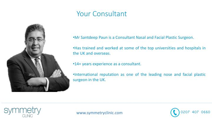 Your Consultant
