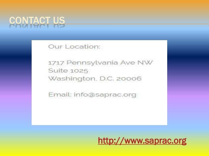 http://www.saprac.org