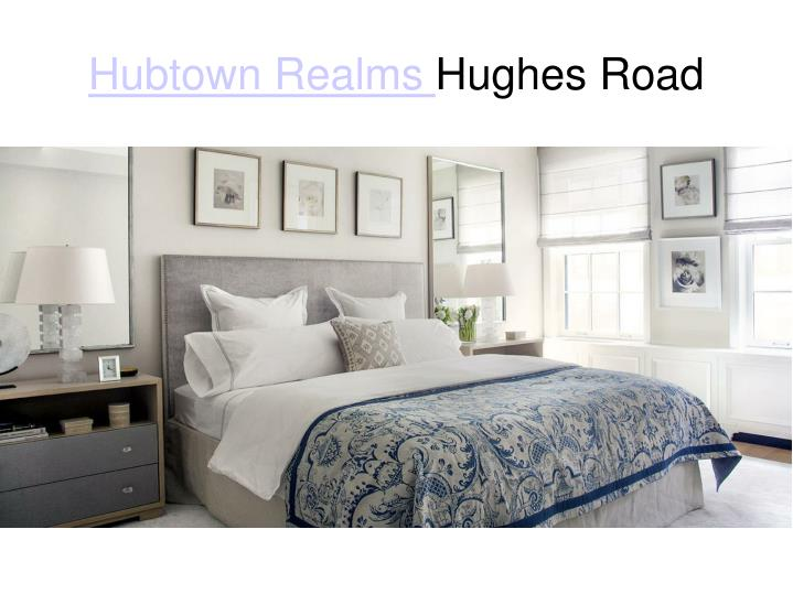 Hubtown Realms Hughes Road