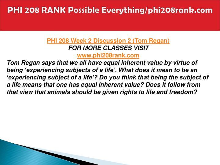 Phi 208 week 2 readings quiz