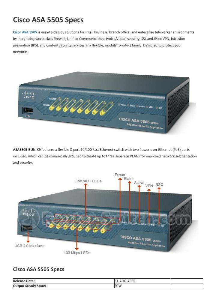 cisco asa firewall training pdf