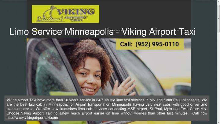 limo service minneapolis viking airport taxi