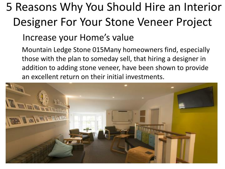 ppt 5 reasons why you should hire an interior designer for your