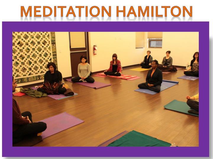 how to become a meditation teacher canada