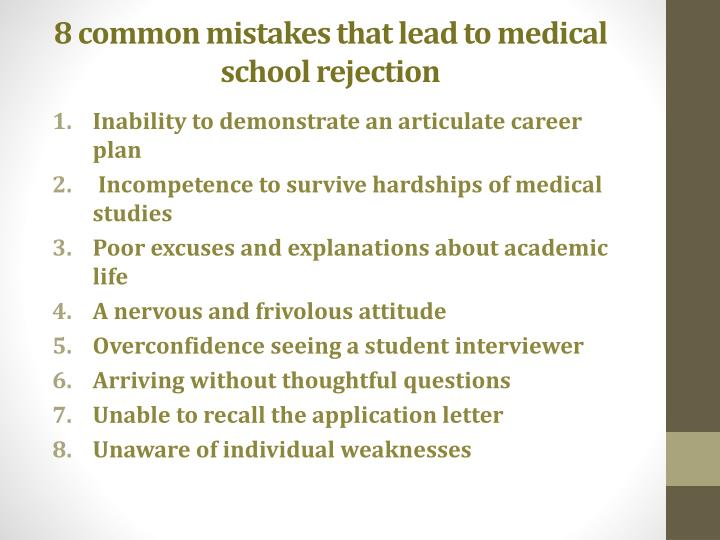 mistakes in the medical field essay You asked for information on how information technology can reduce medical errors and ways the state could help providers pay for it summary several information technologies can potentially reduce medical error.