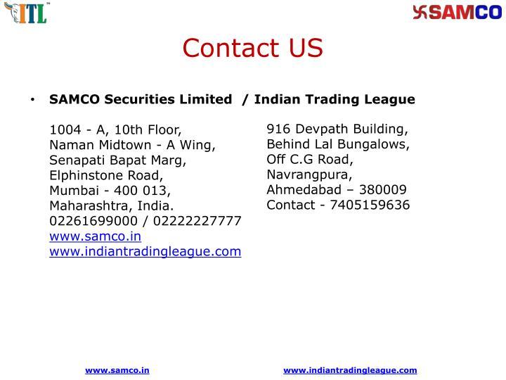 Online brokerage account in india