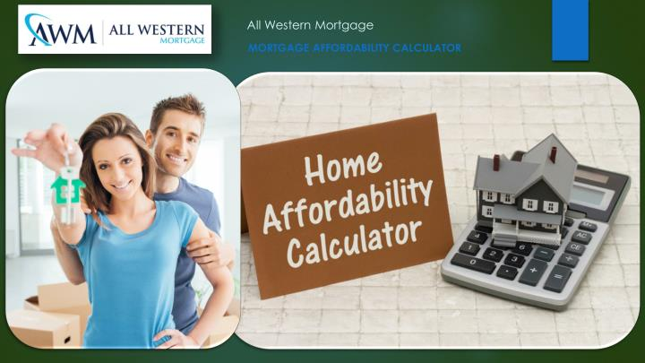 Ppt How Much House Can I Afford Importance Of Mortgage