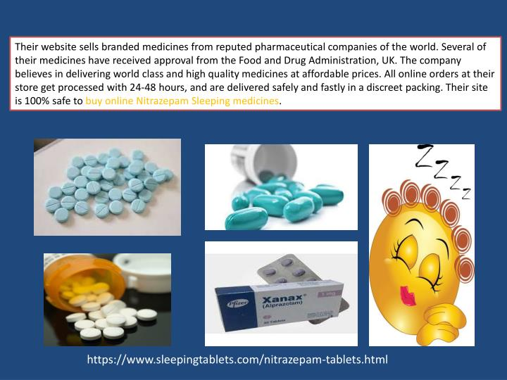 Price of nitrazepam