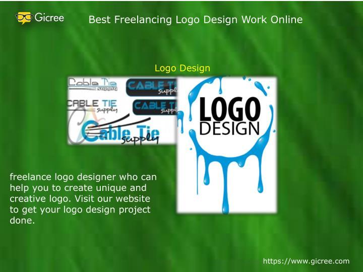 Graphic design logo freelance