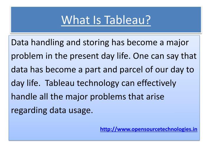 PPT - Tableau Training in Hyderabad PowerPoint Presentation - ID:7474477