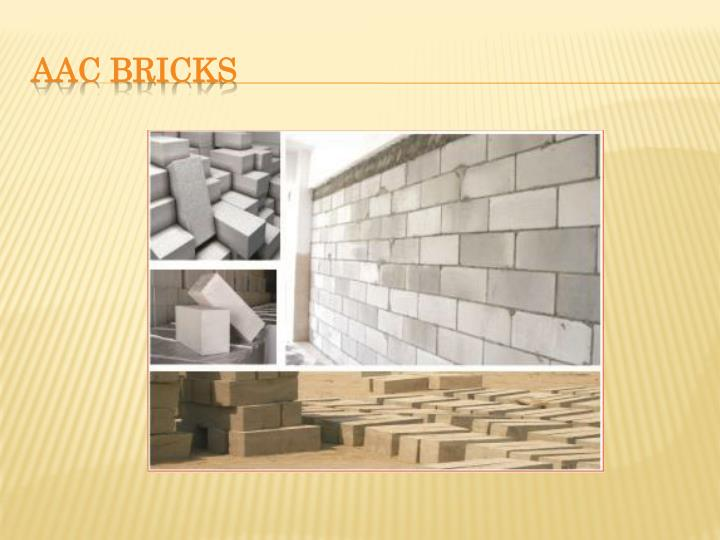 AAC BRICKS
