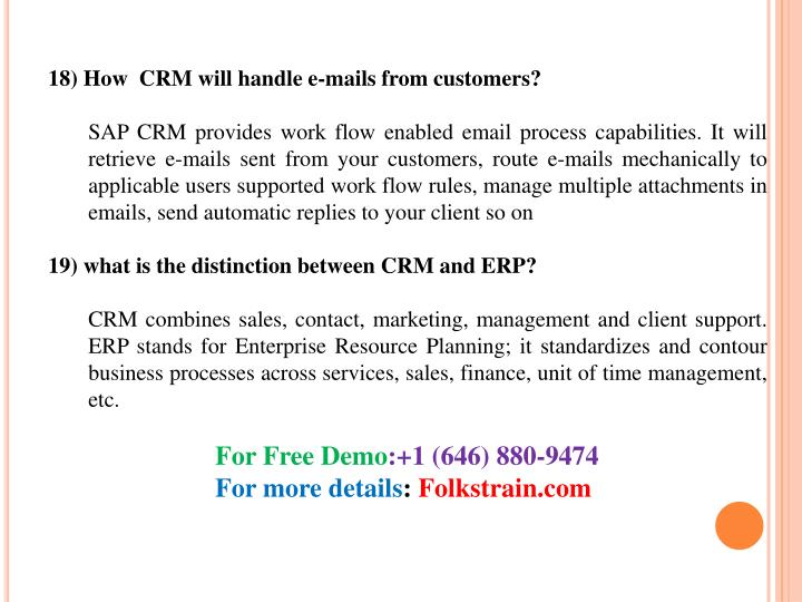 PPT CRM PowerPoint presentation free to view - id