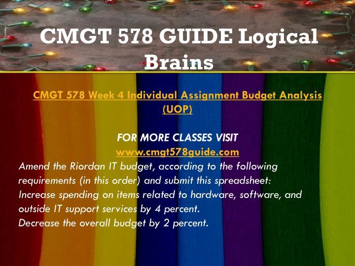 Riordan amended it budget essay