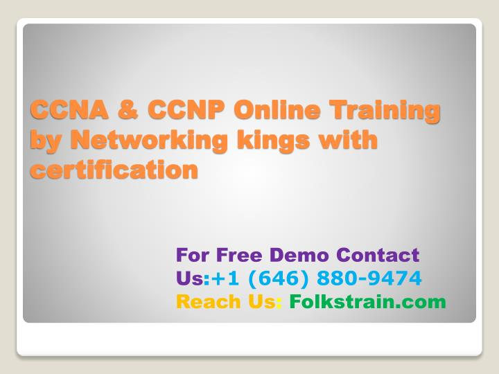 ccna online training A free ccna tutorial site that closely follows the cisco ccna curriculum here you can find articles that will help you to study for your ccna exam.
