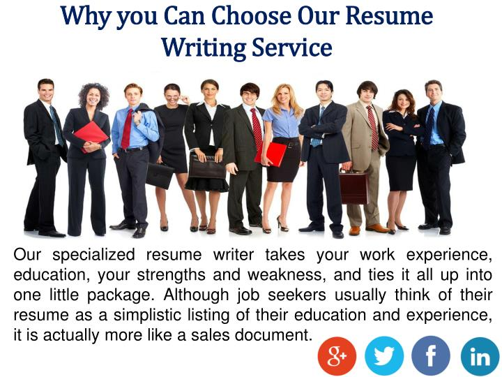 ppt choose resume writing service at 9amjobs