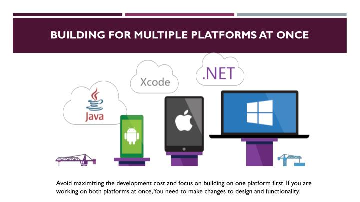Building for multiple platforms at once