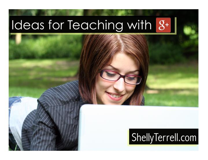 Ideas for Teaching with
