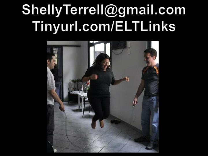 ShellyTerrell@gmail.com